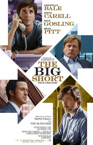 The Big Short (2015) DVD Release Date
