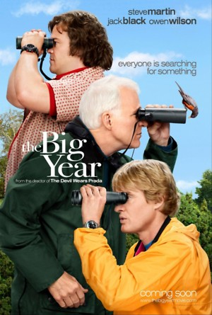 The Big Year (2011) DVD Release Date