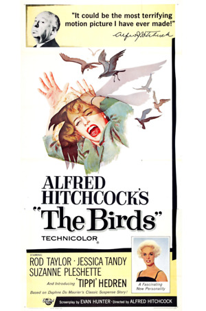 The Birds (1963) DVD Release Date