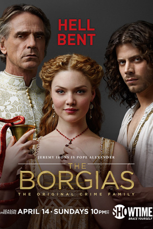 The Borgias (TV Series 2011) DVD Release Date