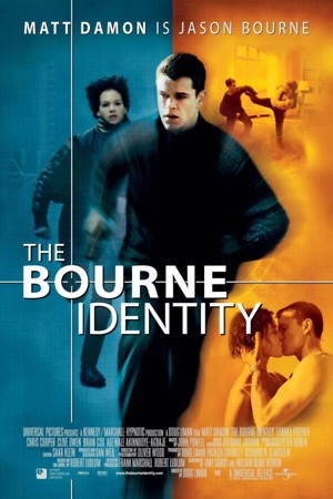The Bourne Identity (2002) DVD Release Date