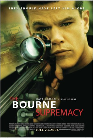 The Bourne Supremacy (2004) DVD Release Date