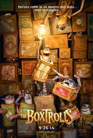 The Boxtrolls (2014) DVD Release Date