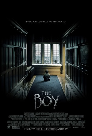 The Boy (2016) DVD Release Date