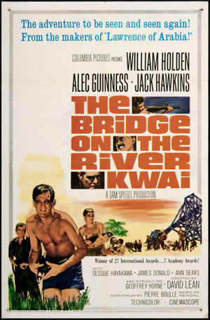 The Bridge on the River Kwai (1957) DVD Release Date