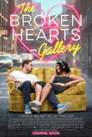 The Broken Hearts Gallery (2020) DVD Release Date