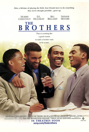 The Brothers (2001) DVD Release Date