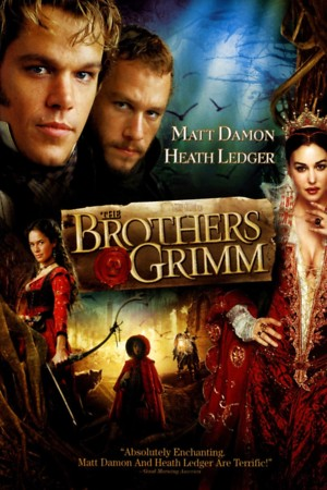 The Brothers Grimm (2005) DVD Release Date