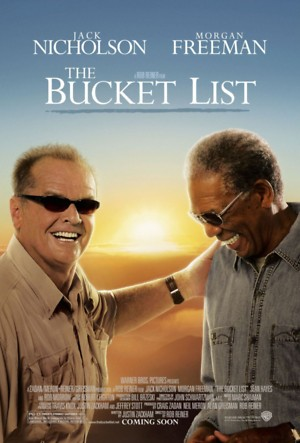 The Bucket List (2007) DVD Release Date