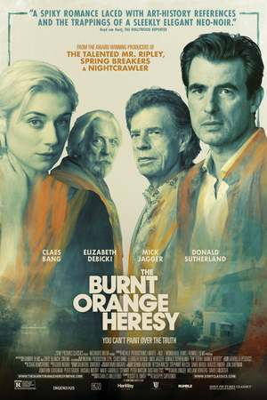 The Burnt Orange Heresy (2019) DVD Release Date