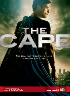 The Cape (TV Series 2011) DVD Release Date