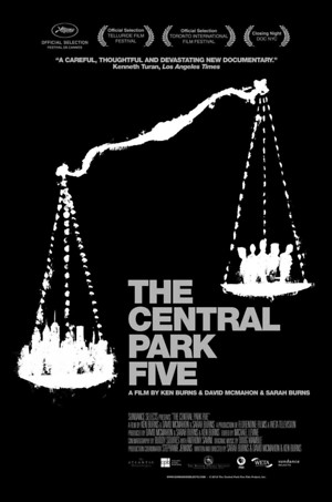 The Central Park Five (2012) DVD Release Date