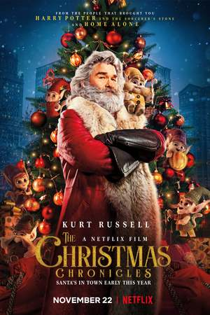 The Christmas Chronicles (2018) DVD Release Date