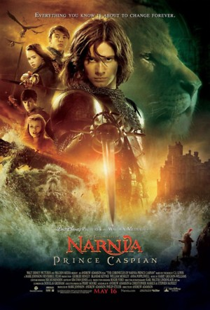 The Chronicles of Narnia: Prince Caspian (2008) DVD Release Date