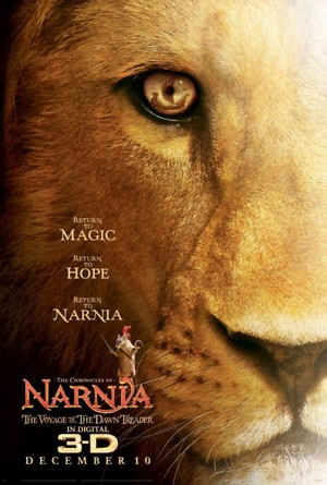The Chronicles of Narnia: The Voyage of the Dawn Treader (2010) DVD Release Date