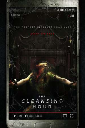 The Cleansing Hour (2019) DVD Release Date