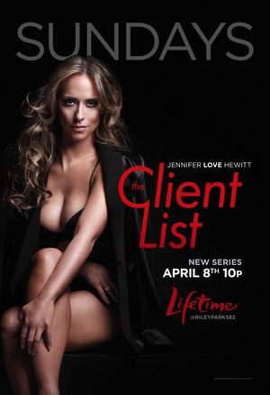 The Client List (TV 2012-) DVD Release Date