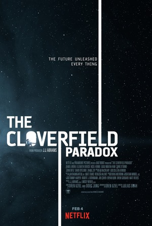 The Cloverfield Paradox (2018) DVD Release Date