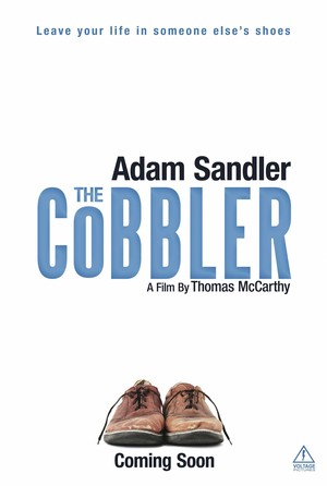 The Cobbler (2014) DVD Release Date