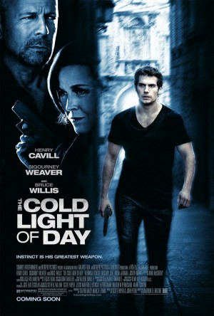 The Cold Light of Day (2012) DVD Release Date