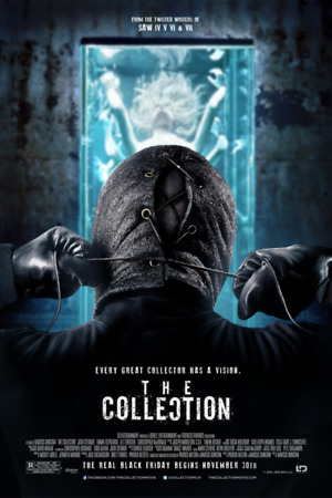 The Collection (2012) DVD Release Date