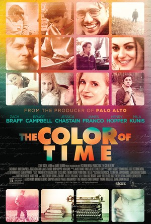 The Color of Time (2012) DVD Release Date