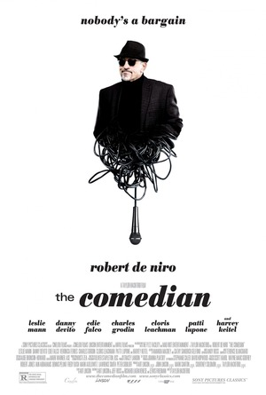 The Comedian (2016) DVD Release Date