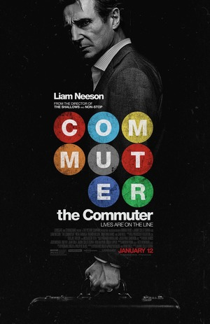 The Commuter (2018) DVD Release Date