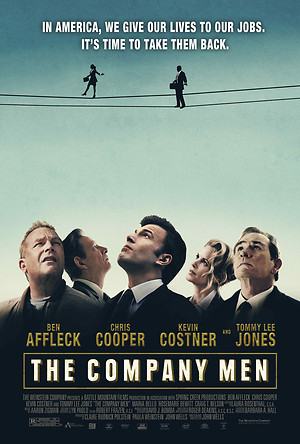 The Company Men (2010) DVD Release Date