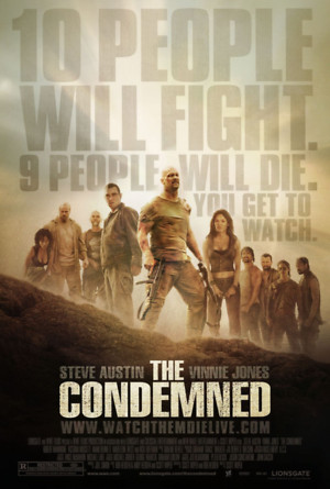 The Condemned (2007) DVD Release Date