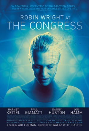 The Congress (2013) DVD Release Date