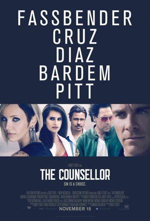 The Counselor (2013) DVD Release Date