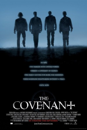 The Covenant (2006) DVD Release Date
