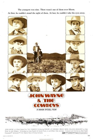 The Cowboys (1972) DVD Release Date
