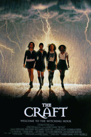 The Craft (1996) DVD Release Date