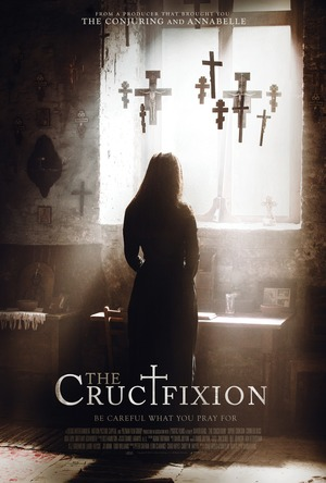 The Crucifixion (2017) DVD Release Date
