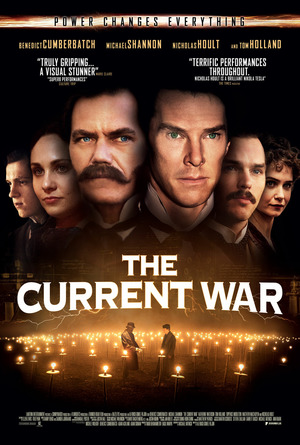 The Current War (2017) DVD Release Date
