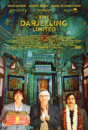 The Darjeeling Limited (2007) DVD Release Date