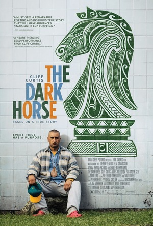 The Dark Horse (2014) DVD Release Date