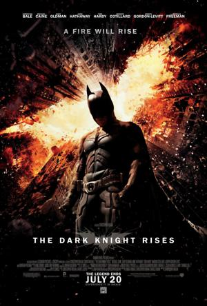 The Dark Knight Rises (2012) DVD Release Date