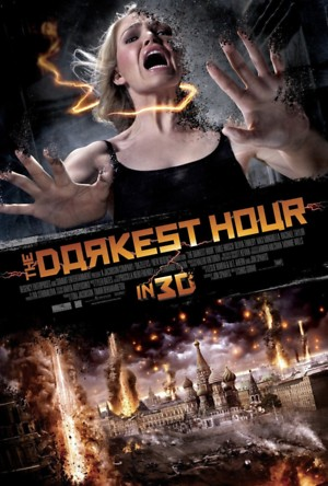 The Darkest Hour (2011) DVD Release Date