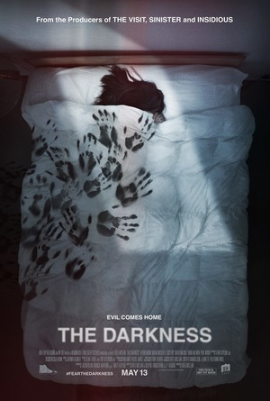 The Darkness (2016) DVD Release Date