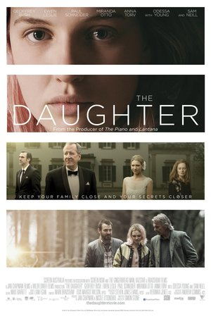 The Daughter (2015) DVD Release Date