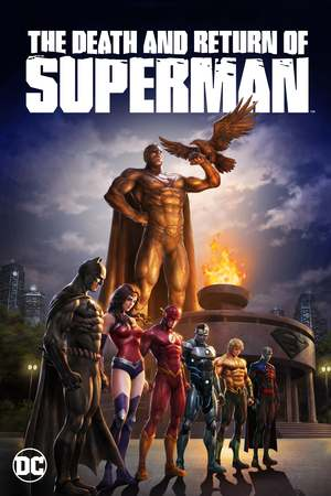 The Death and Return of Superman (Video 2019) DVD Release Date