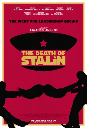 The Death of Stalin (2017) DVD Release Date