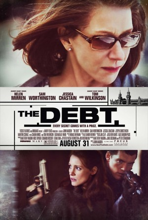 The Debt (2010) DVD Release Date