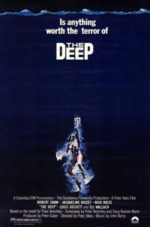 The Deep (1977) DVD Release Date