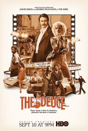 The Deuce (TV Series 2017- ) DVD Release Date