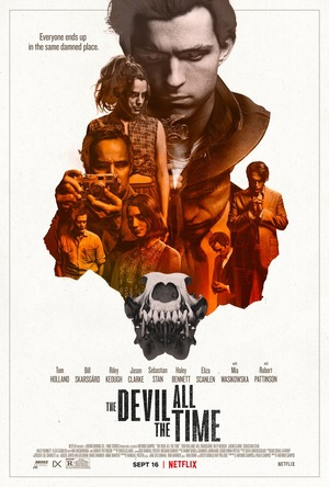 The Devil All the Time (2020) DVD Release Date