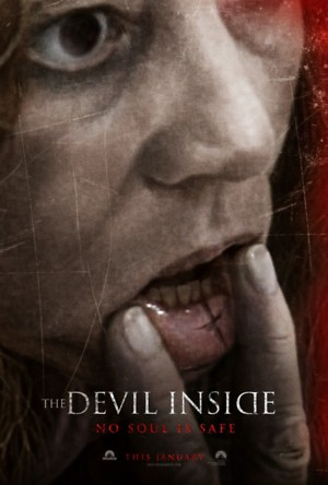 The Devil Inside (2012) DVD Release Date